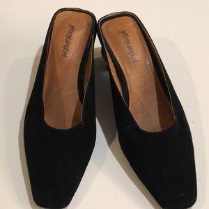 Jeffrey Campbell wood heels